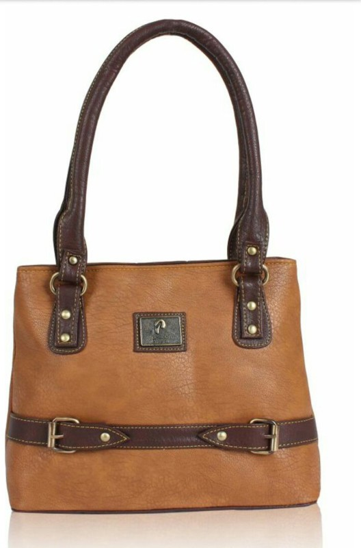 Ruhi's Creations Women Brown Shoulder Bag