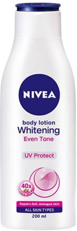 Nivea Whitening Even Tone Body Lotion(200 ml)