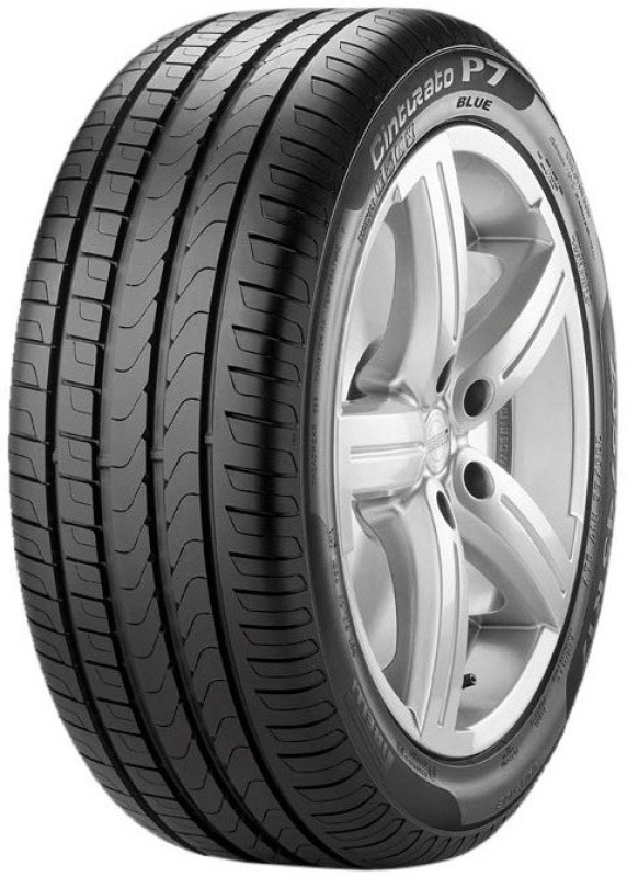 Pirelli Cinturato P7 4 Wheeler Tyre(225/55R17, Tube Less)