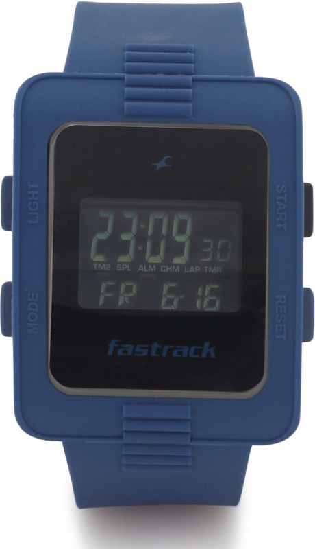 Fastrack 38009PP02J Digital Watch - For Men
