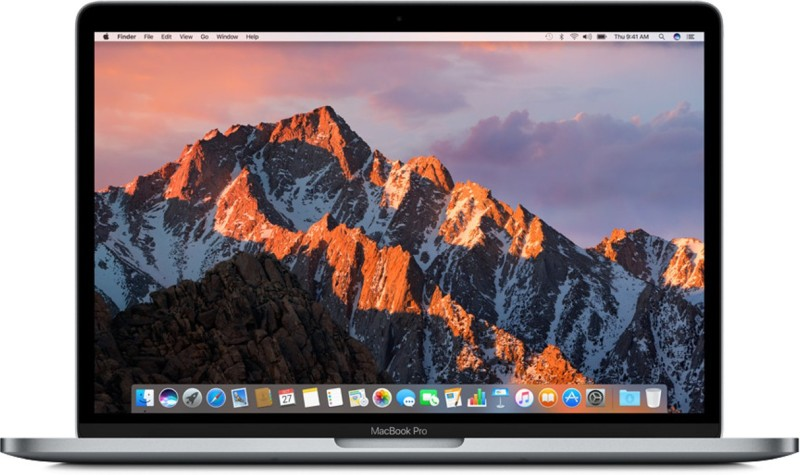 Apple MacBook Pro Core i5 7th Gen - (8 GB/512 GB SSD/Mac OS Sierra) MPXW2HN/A(13.3 inch, SPace Grey, 1.37 kg) image