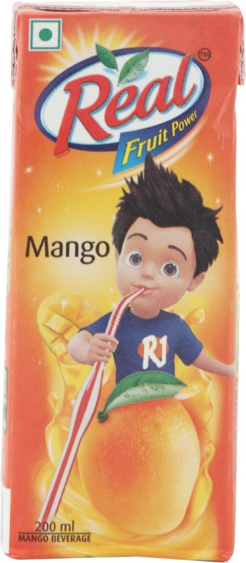 Real Fruit Juice - Mango 200 ml