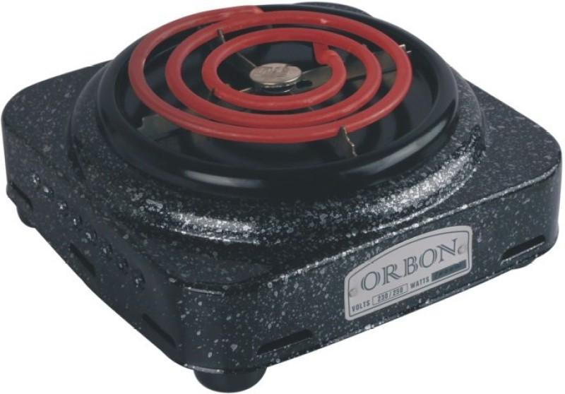 Orbon G Coil Stove 1000 Watts Square ( With Free...