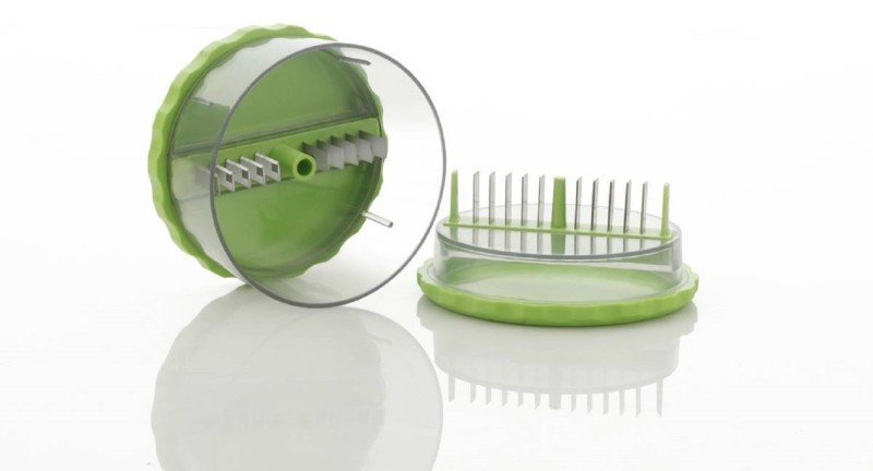 Bruzone Garlic Press(Green)