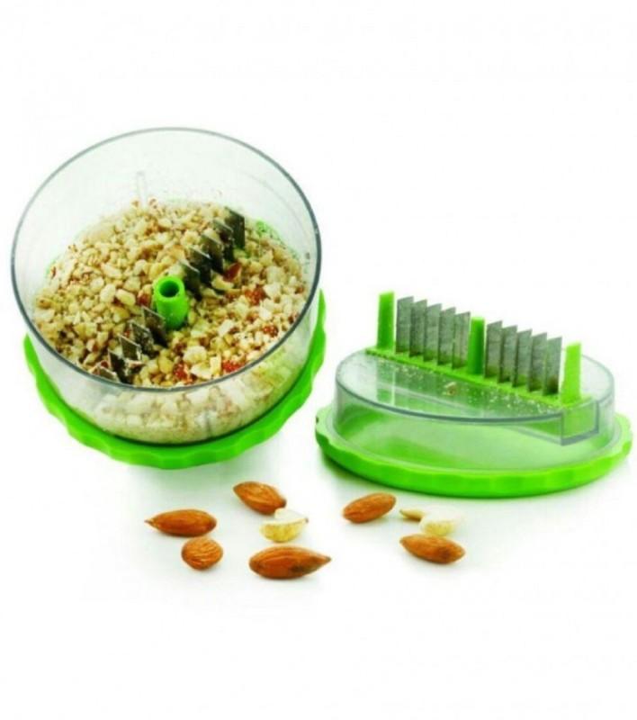 Bruzone Premium Quality Crusher Garlic Press(Green)