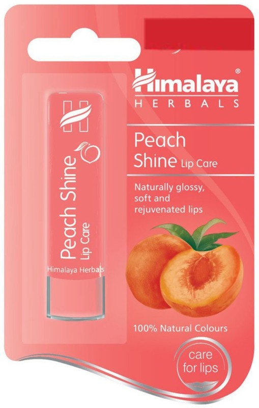 Himalaya Shine Lip Care Peach(4.5 g)