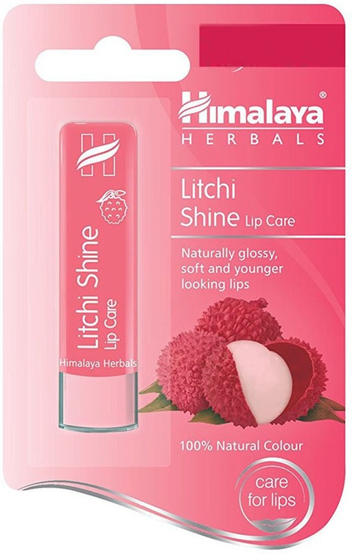 Himalaya Shine Lip Care Litchi(4.5 g)