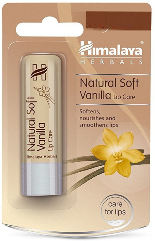 Himalaya Natural Soft Lip Care Vanilla(4.5 g)