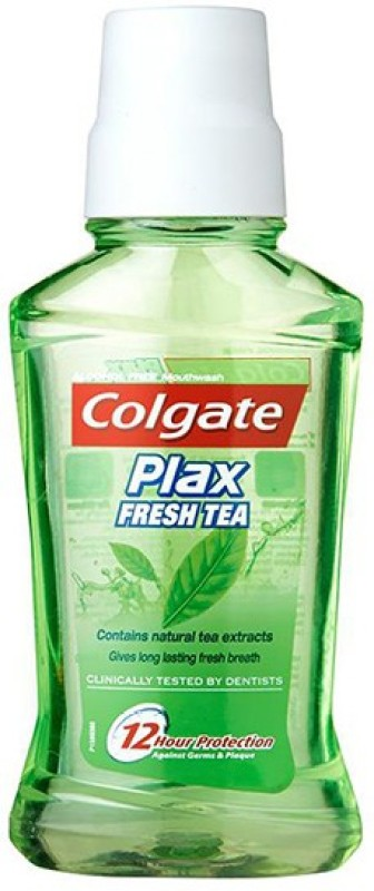 Colgate Plax Mouthwash - Fresh Tea(60 ml)