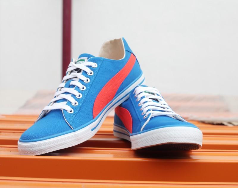 Puma Hip Hop 6 IDP Sneakers(Blue)