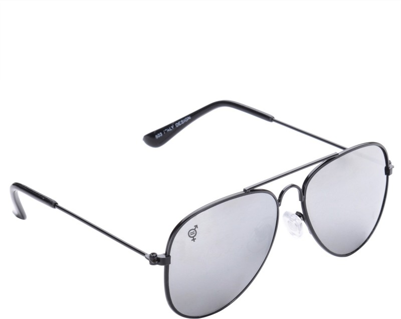 The Blue Pink Aviator Sunglasses(For Boys & Girls) image