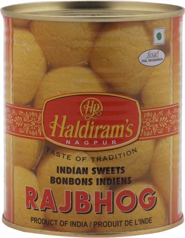 Haldirams Rajbhog(1 kg, Tin)