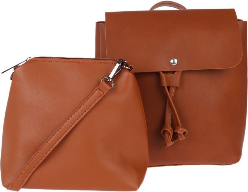 Fur Jaden H257 5 L Backpack(Tan)