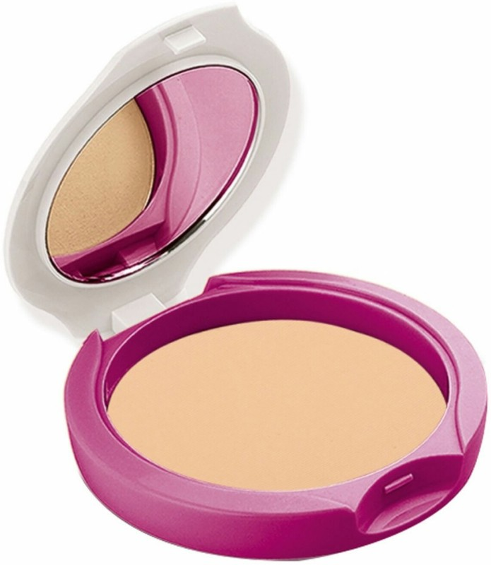 Avon Anew Shine no more pressed powder Spf 14 Compact - 11 g(Medium beige)