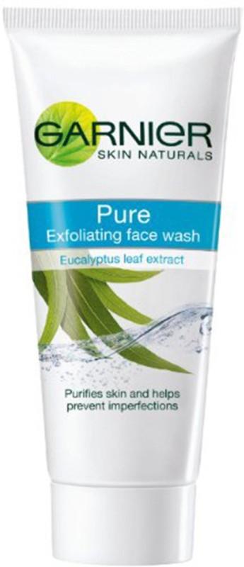 Garnier Pure Exfoliating Face Wash(100 g)
