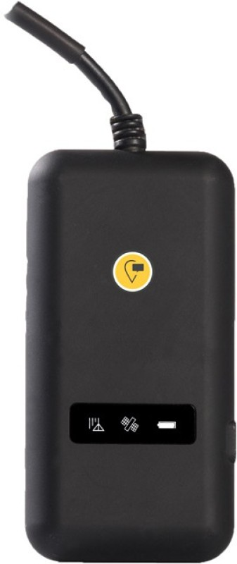 letstrack Car GPS Tracker - Real Time Tracking Device with Engine Cut Off GPS Device(Black)