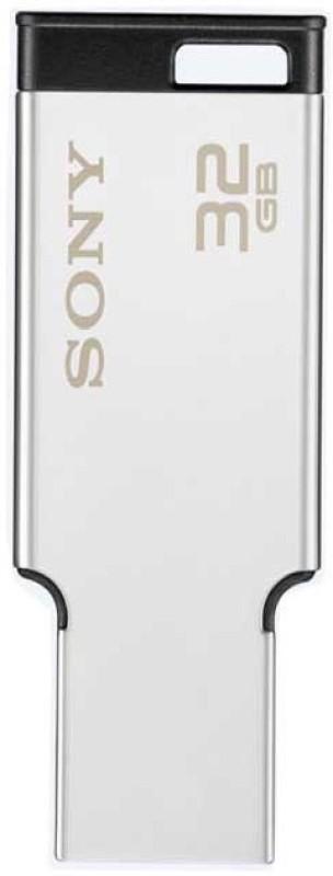 Sony USM32MX 32 GB Pen Drive(White)