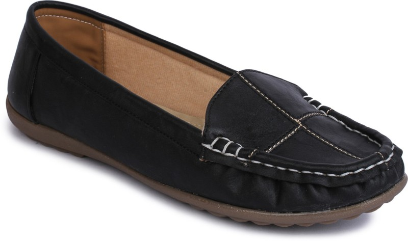 NAISHA Loafers(Black)