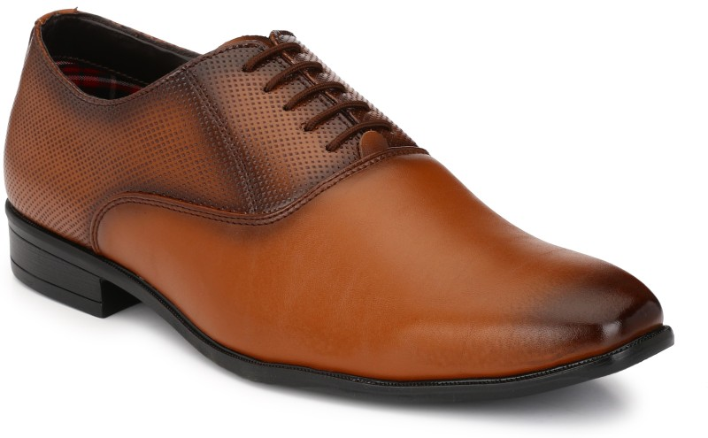 San Frissco Derby For Men(Tan)