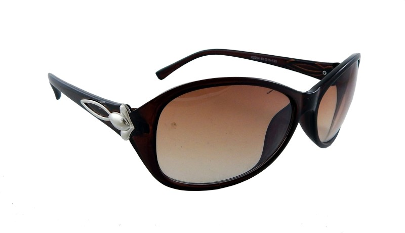 ELS Butterfly Sunglasses(Brown) image