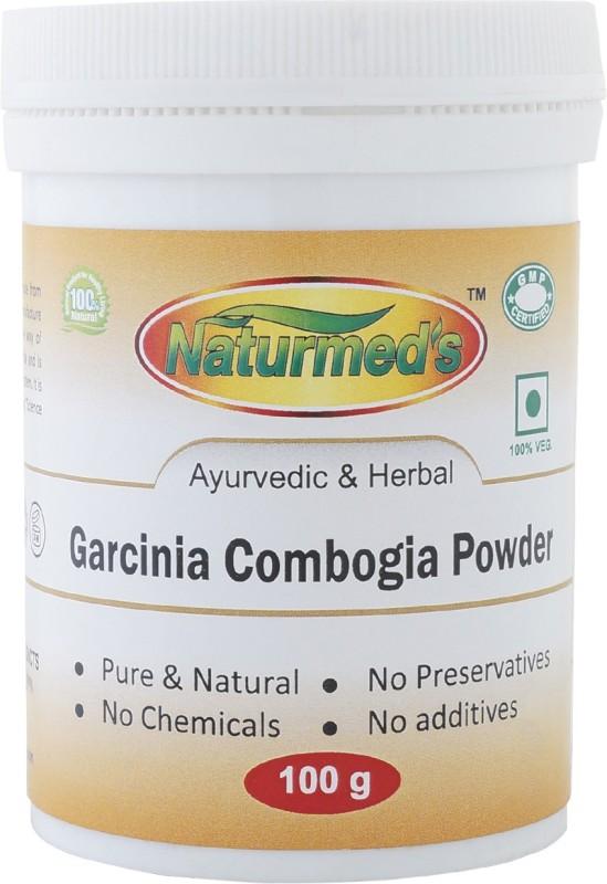 Naturmed's NATURMED'S GARCINIA CAMBOGIA POWDER /VRIKSHAMLA 100 GRAMS JAR(100 g)