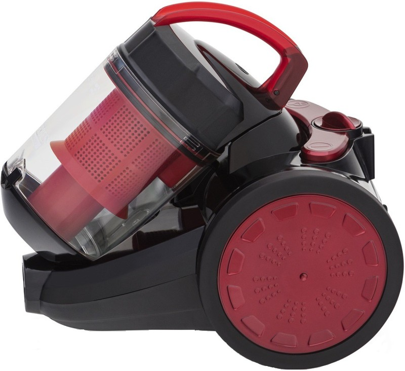Eureka Forbes Tornado Dry Vacuum Cleaner(Red, Black)