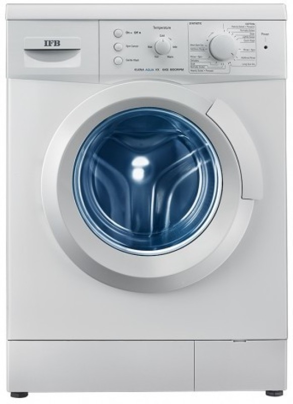 IFB 6 kg Fully Automatic Front Load Washing Machine White(Elena Aqua VX)