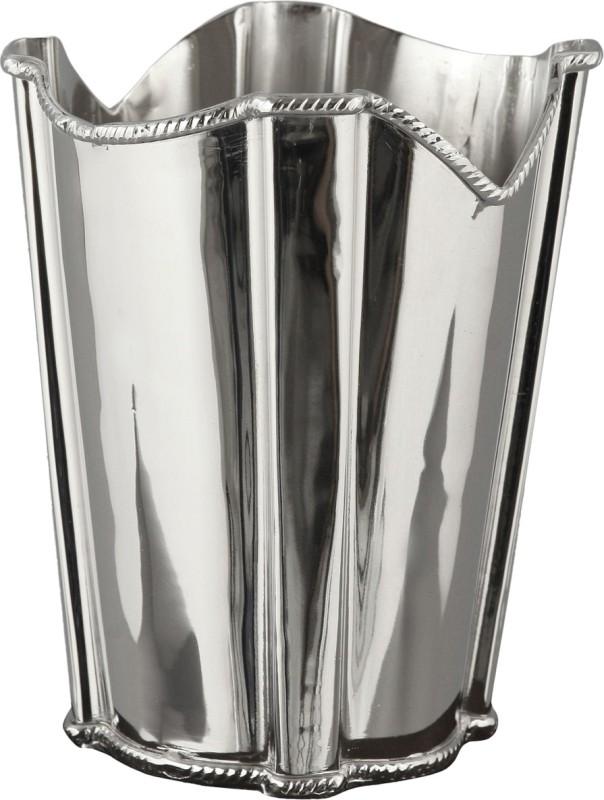 VARATTO BISCHELLI Free Standing Wine Cooler(Silver, 1 Bottles)