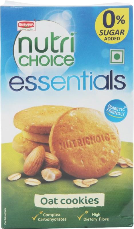 Britannia Nutri Choice Essentials Oats Cookies(150 g)