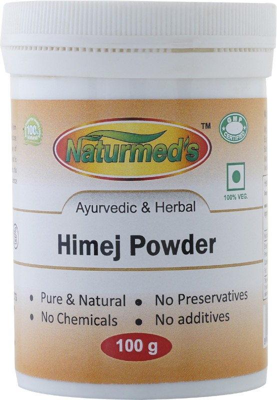 Naturmed's HIMEJ /CHEBULIC MYROBALAN POWDER 100 GRAMS JAR(100 g)