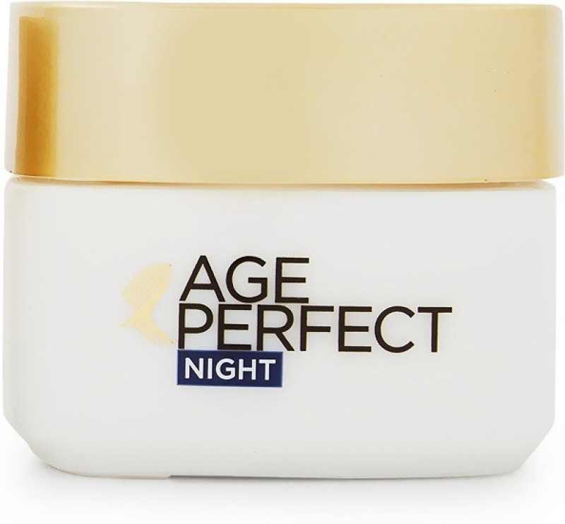 LOreal Imported (Made in Germeny) Age Perfect Rehydrating Night Cream(50 ml)