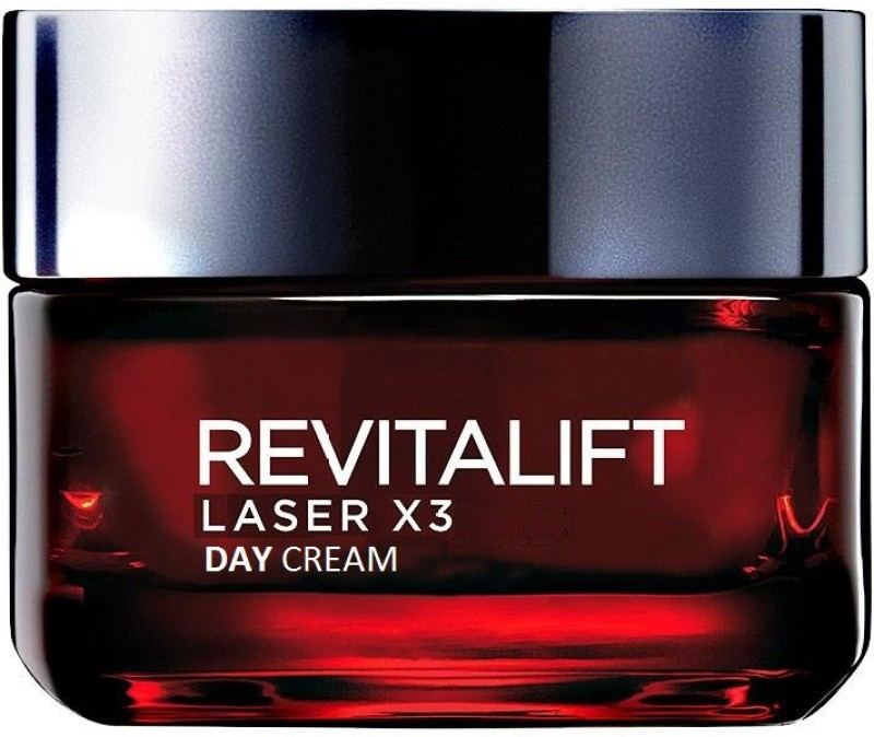 LOreal Imported (Made in Germeny) Revitalift Laser x3 Day Cream(50 ml)