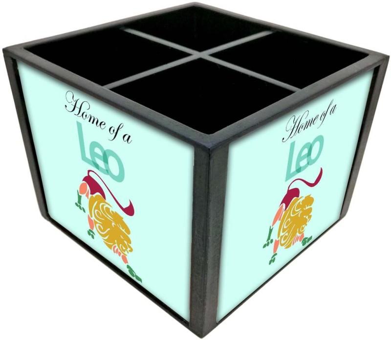 Nutcase Empty Cutlery Box Case(Multicolor Holds 24 Pieces)