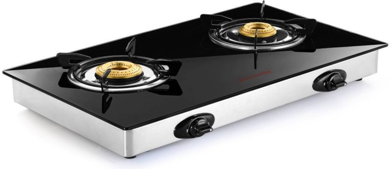 Butterfly REFLECTION 2B Steel Manual Gas Stove(2 Burners)