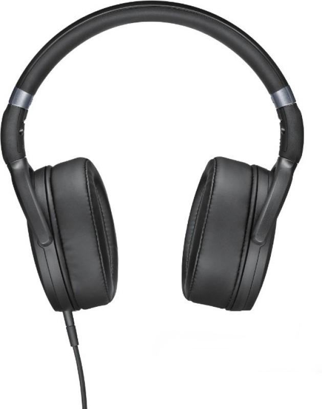 Sennheiser HD 4.30i Wired Headphone(Black, Over the Ear)