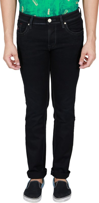 LAWMAN PG3 Slim Men's Black Jeans