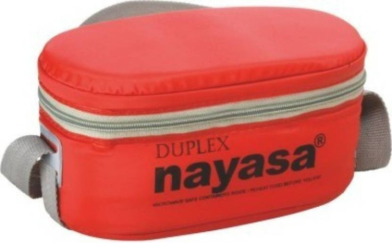 Nayasa Royal Duplex. 3 Containers Lunch Box(600 ml)