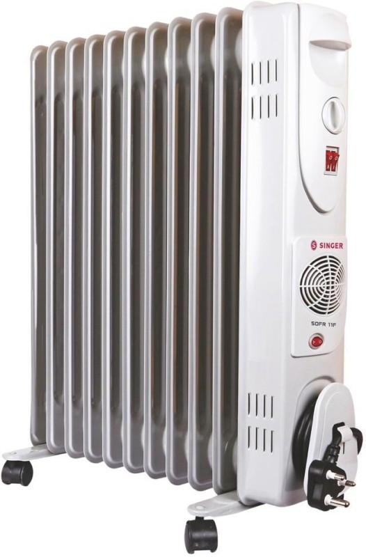 Singer Sofr 11F OFR Oil Filled Room Heater