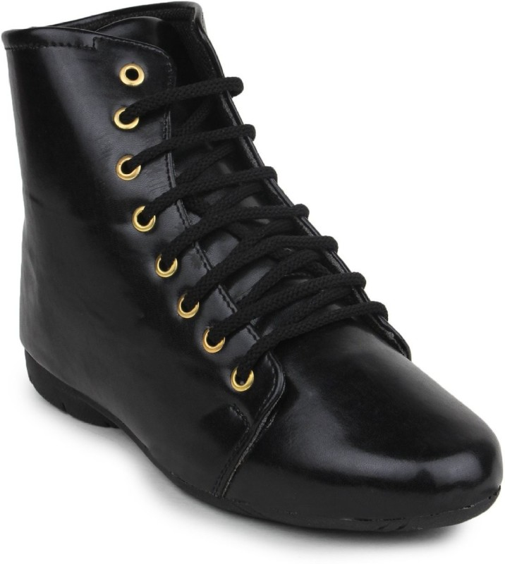 Meriggiare Boots For Women(Black)