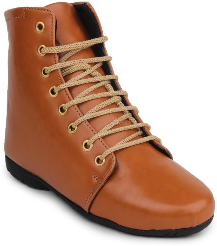 Meriggiare Boots(Tan)