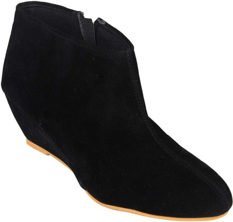 Meriggiare Boots(Black)