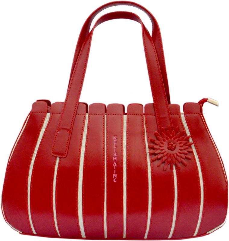 1TRENDZ Hand-held Bag(Red)