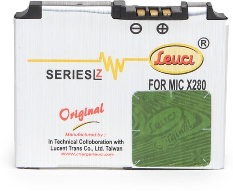 LEUCI Mobile Battery For Micromax X280