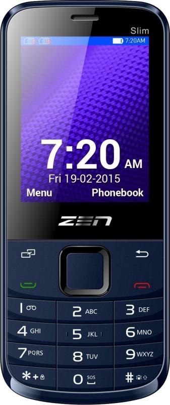 Zen M72 Slim(Blue) image