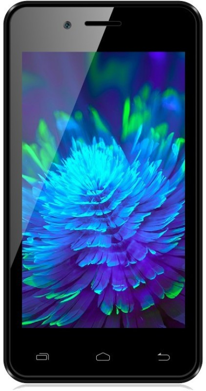 Karbonn A40 Indian (Black, 8 GB)(1 GB RAM)
