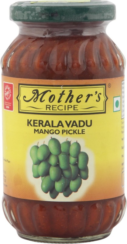 Mothers Recipe Kerala Vadu Mango Pickle(300 g)