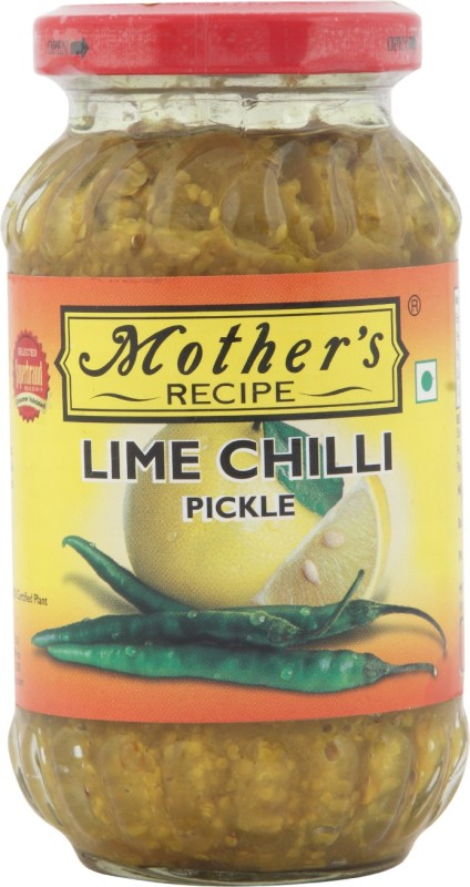 Mothers Recipe Chilli Lime Pickle(300 g)