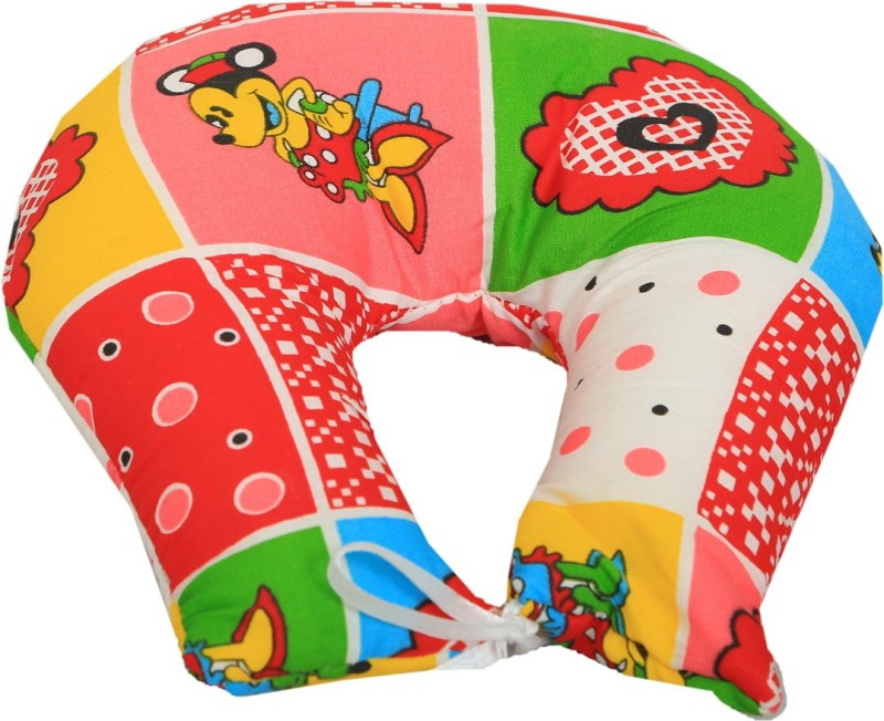 Kuber Industries Pirnted Feeding/Nursing Pillow(Multicolor)