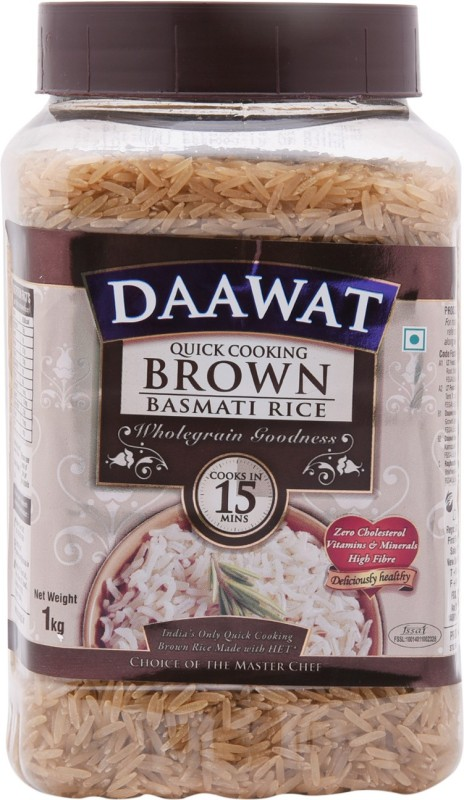 Daawat Brown Basmati Rice(1 kg)