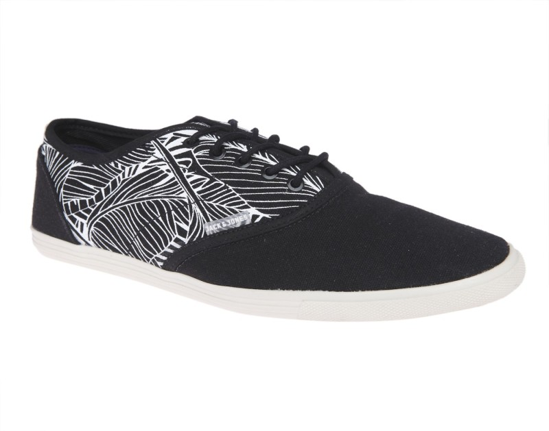 Jack & Jones Canvas Shoes(Black)
